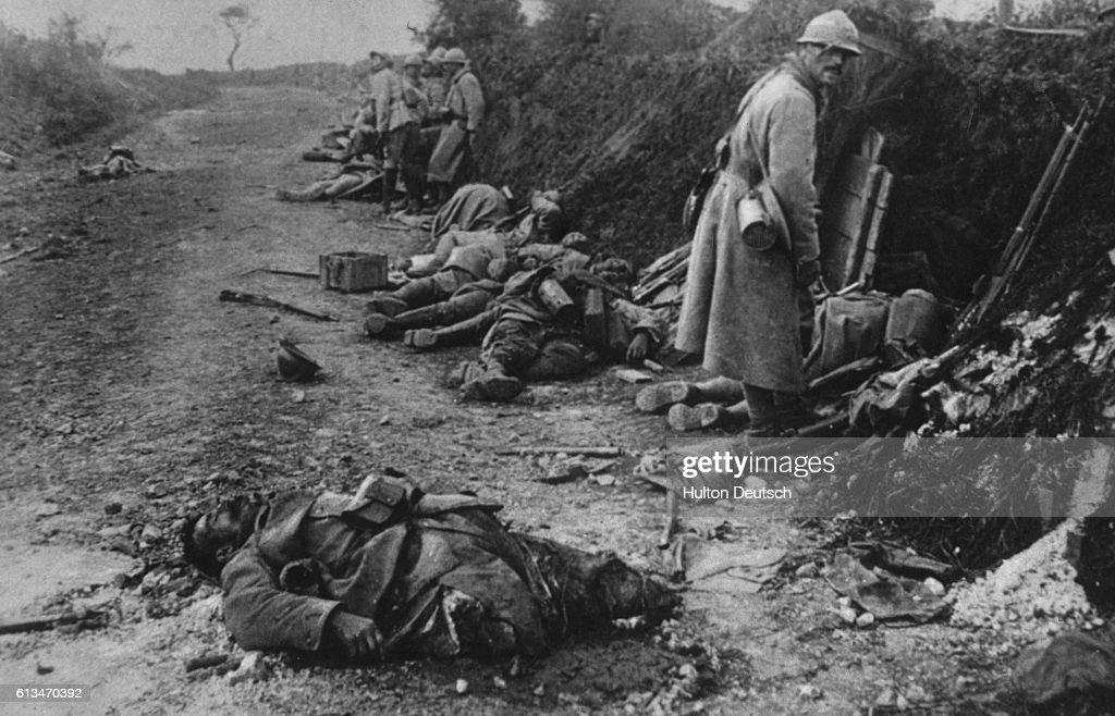 Victims of World War I : Photo d'actualité