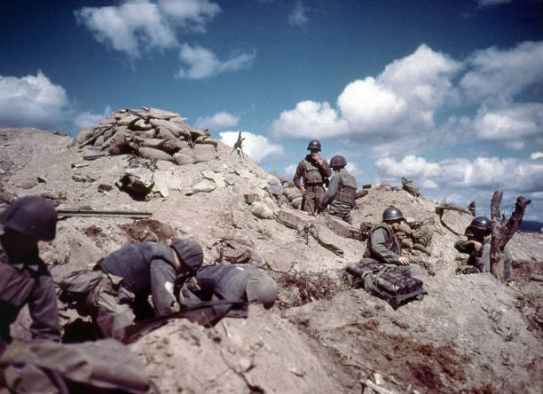 KOR: 25th June 1950 - 70 Years Since Start Of The Korean War