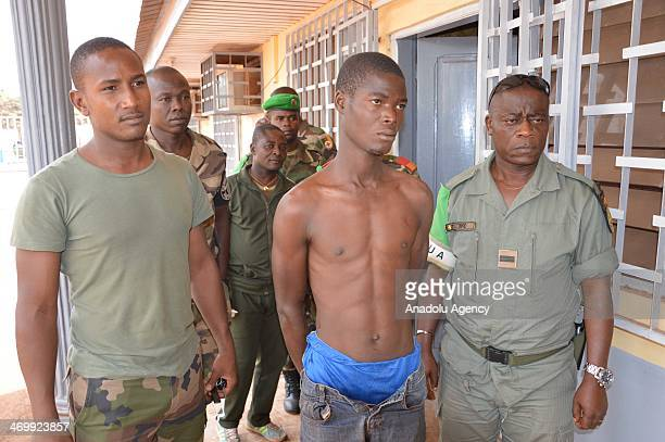 MISCA soldiers have arrested a Central African Christian man named Wanza Magloire at the MISCA headquarters that recently shocked the world by posing...