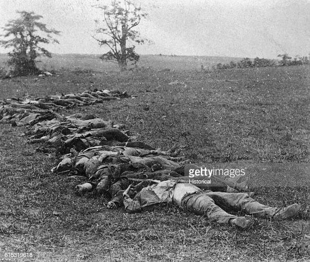 Soldiers Killed During Battle of Antietam
