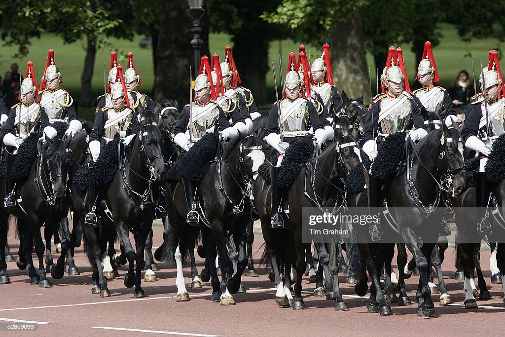 State Opening Of Parliament Procession : Fotografía de noticias
