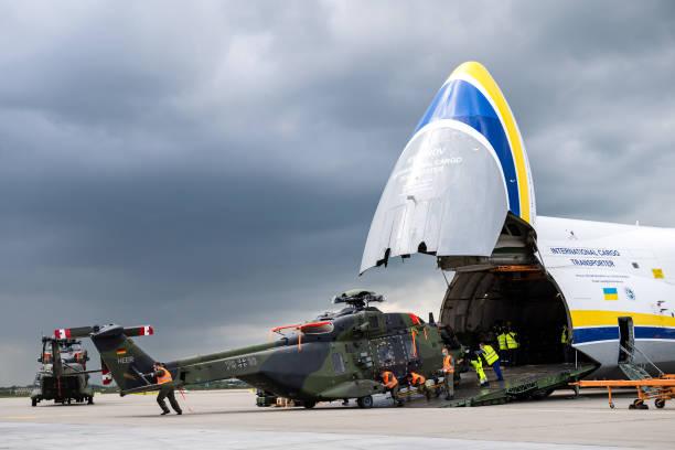 DEU: Bundeswehr Begins Withdrawal From Afghanistan, Plane Arrives In Leipzig