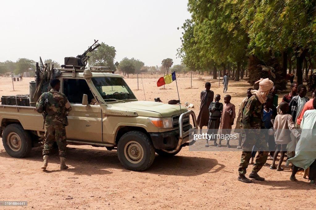 CHAD-NIGERIA-BOKO-HARAM-UNREST : News Photo