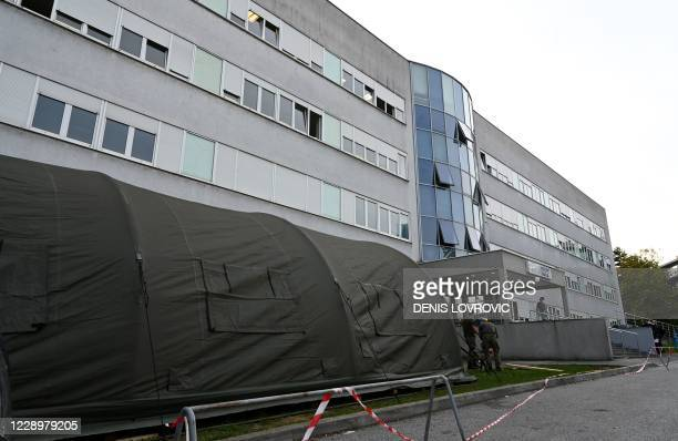 263 Zagreb Hospital Photos And Premium High Res Pictures Getty Images