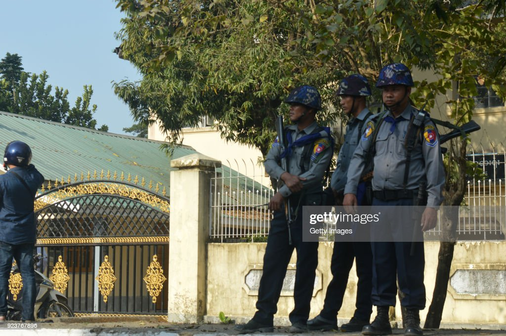 Several Bombs Explode In Capital of Myanmar's Rakhine State