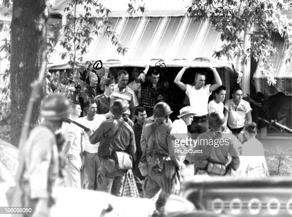 the integration of central high schools in america Ap was there: mob gathers outside little rock central high school as 9  equal  was declared unconstitutional in america's public schools,.