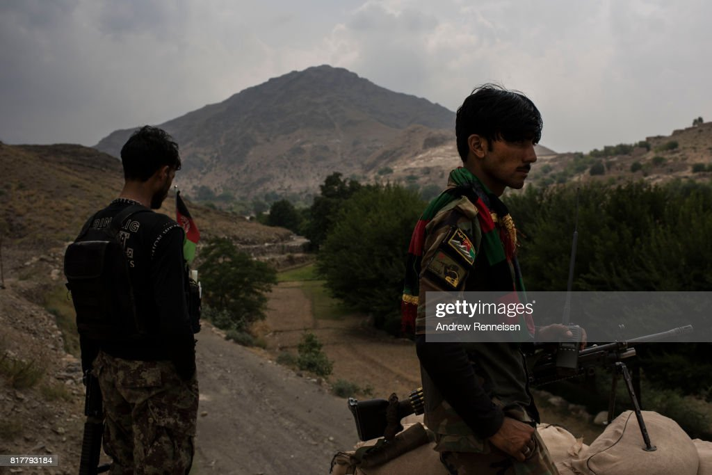 Khorasan ar ett hot storre an islamiska staten