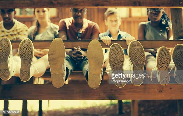 sole mates - teen soles stock photos and pictures