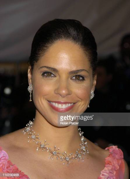 Soledad O'Brien during The Costume Institute's Gala Celebrating Chanel at The Metropolitan Museum of Art in New York City New York United States