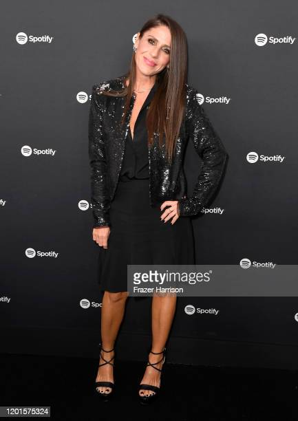 Soleil Moon Frye attends Spotify Hosts Best New Artist Party at The Lot Studios on January 23 2020 in Los Angeles California