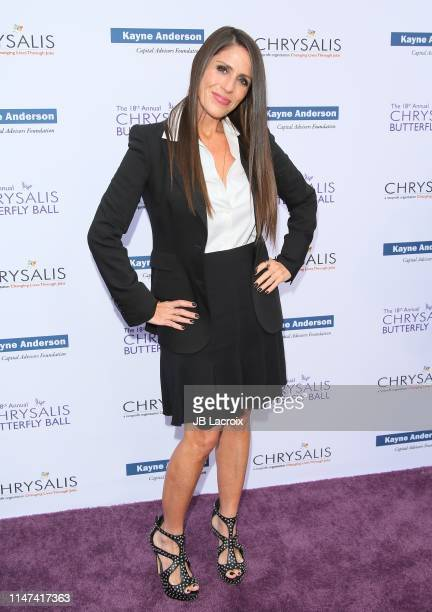 Soleil Moon Frye attends the 18th annual Chrysalis Butterfly Ball on June 01, 2019 in Brentwood, California.