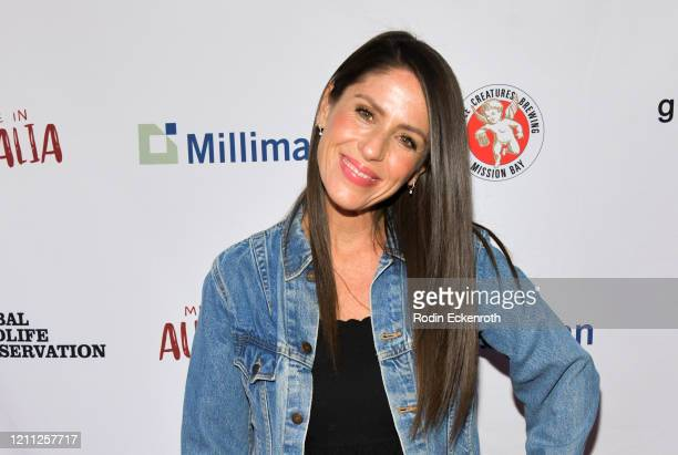 """Soleil Moon Frye attends The Greater Los Angeles Zoo Association Hosts """"Meet Me In Australia"""" To Benefit Australia Wildfire Relief Efforts at Los..."""