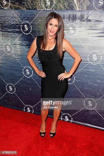 Soleil Moon Frye attends the Seedling Launch Party at Seedling Headquarters on May 28 2015 in Los Angeles California