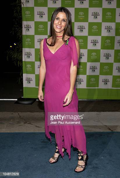 Soleil Moon Frye during 12th Annual Environmental Media Awards at Wilshire Ebell Theatre in Los Angeles California United States