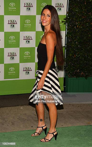 Soleil Moon Frye during 13th Annual Environmental Media Awards at The Ebell Theatre in Los Angeles California United States
