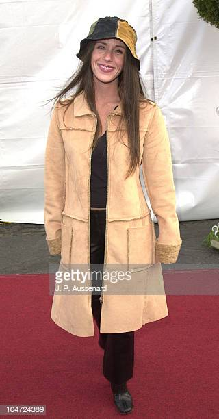 Soleil Moon Frye during 8th Annual Dream Halloween to Benefit Children Affected by Aids Foundation at Santa Monica Airport in Santa Monica California...