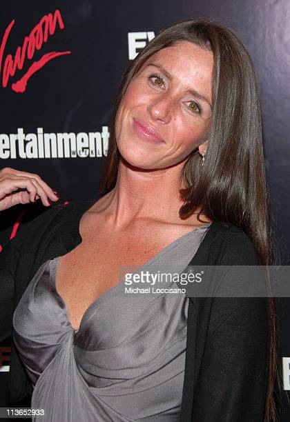 Soleil Moon Frye during Entertainment Weekly 2007 Upfront Party Red Carpet at The Box in New York City New York United States