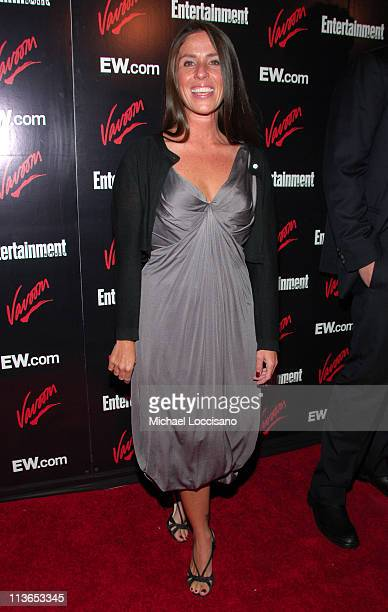 Soleil Moon Frye during Entertainment Weekly 2007 Upfront Party - Red Carpet at The Box in New York City, New York, United States.