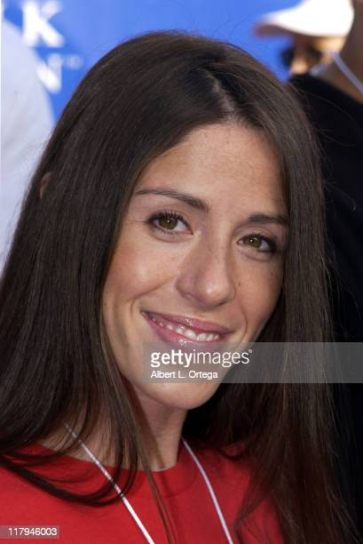 Soleil Moon Frye during The 9th Annual Revlon Run/Walk For Women at Los Angeles Memorial Coliseum in Los Angeles California United States