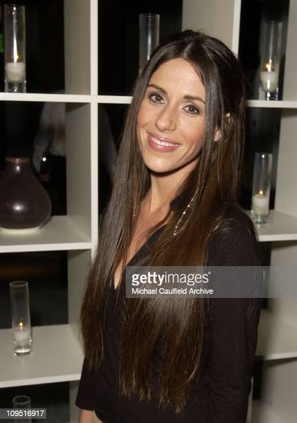 Soleil Moon Frye during The WB Network AllStar Celebration AfterParty at The Highlands in Hollywood California United States