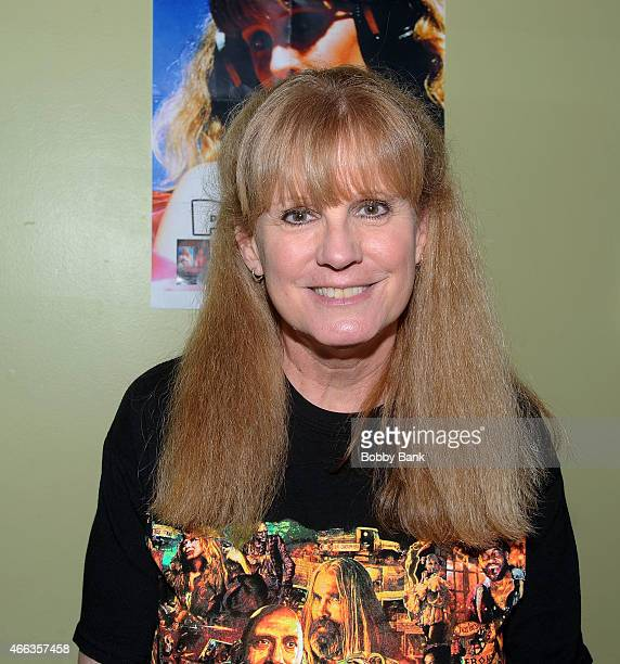J Soles attends the 2015 Monster Mania Con at NJ Crowne Plaza Hotel on March 14 2015 in Cherry Hill New Jersey
