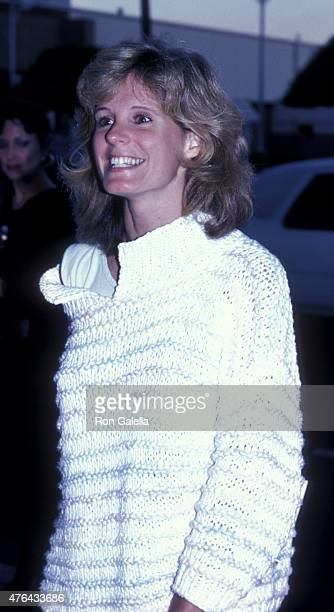 J Soles attends the premiere of Club Paradise on July 9 1986 at the Academy Theater in Beverly Hills California