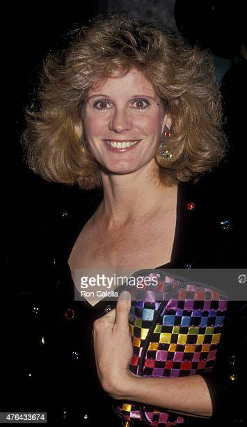J Soles attends the premiere of Prince of Darkness on October 21 1987 at the Cinerama Dome Theater in Universal City California