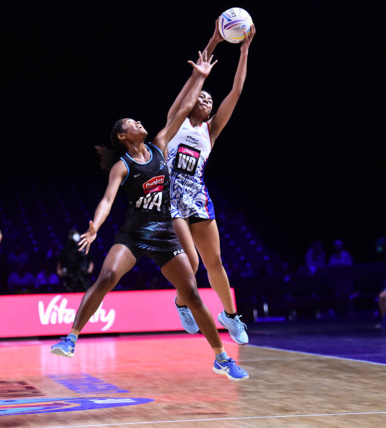 GBR: Vitality Netball World Cup - Day Eight