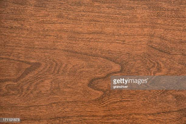 Solid Cherry Wood Background