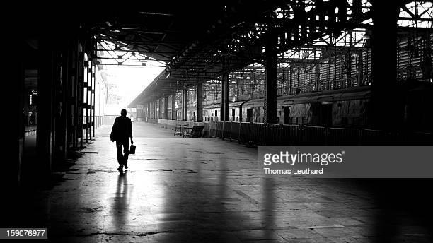 Solitude in Mumbai