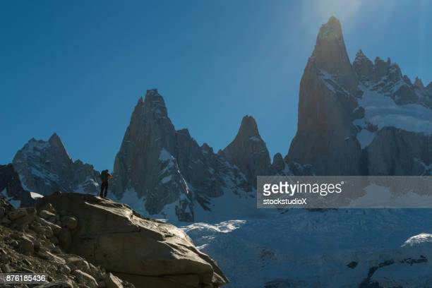 Solitude in Patagonia