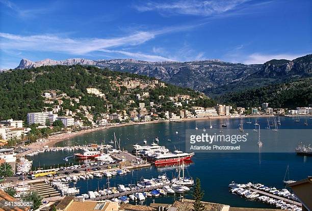 Soller Bay and Harbor