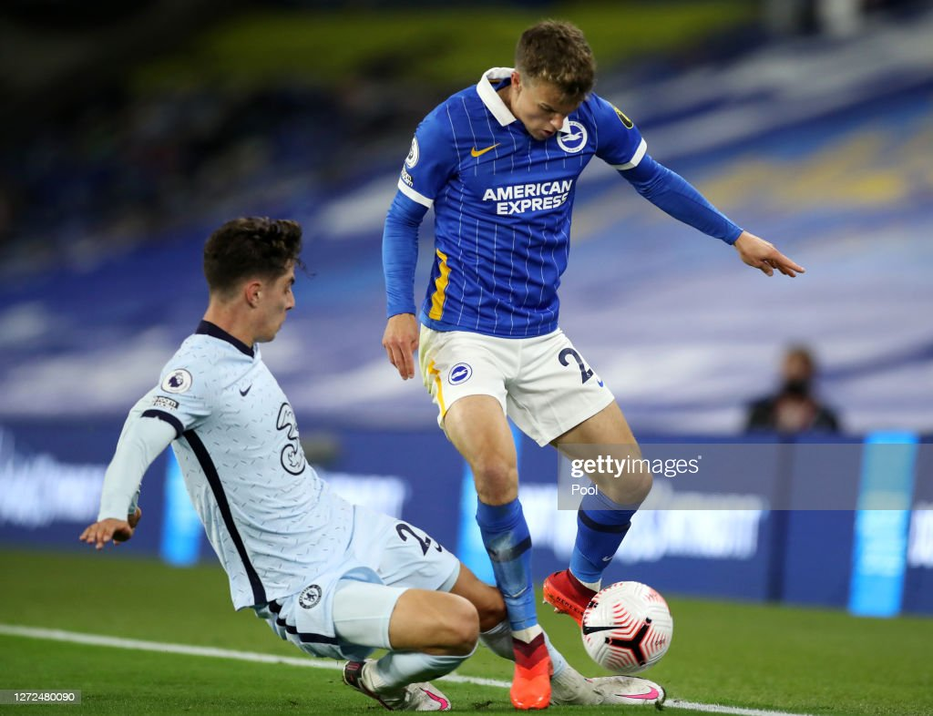 Brighton & Hove Albion v Chelsea - Premier League : Foto di attualità