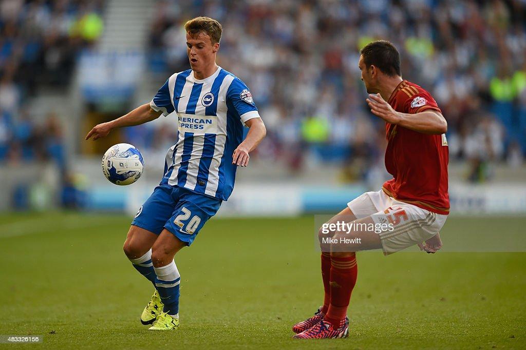 Brighton & Hove Albion v Nottingham Forest - Sky Bet Championship