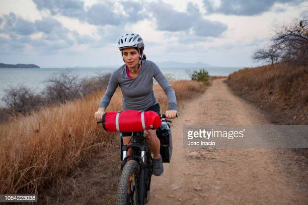 Solo Woman Bike-packing in Remote Australia