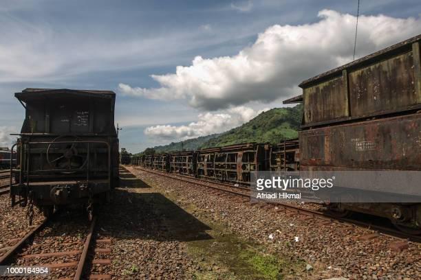 Solok Railway Station