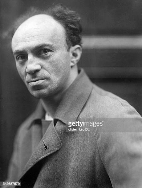 Solomon Mikhoels*04031890SActor Russia / USSRdirector of the Moscow State Jewish TheaterPortrait in the play 'Die Nacht auf dem alten Markt'at the...
