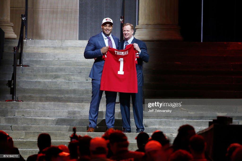 2017 NFL Draft : Nachrichtenfoto