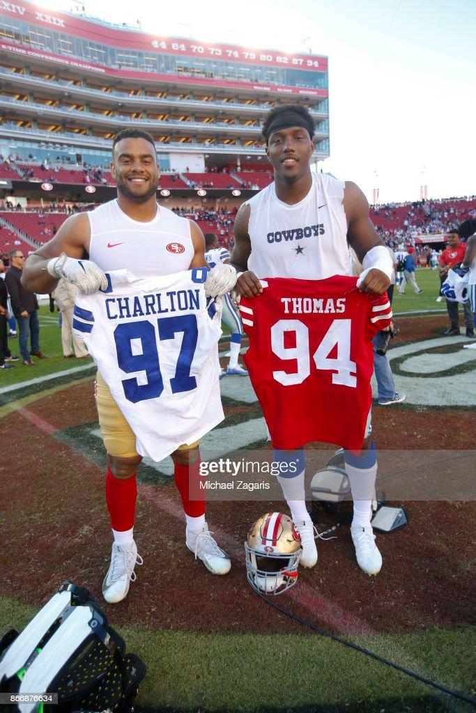 Dallas Cowboys vSan Francisco 49ers