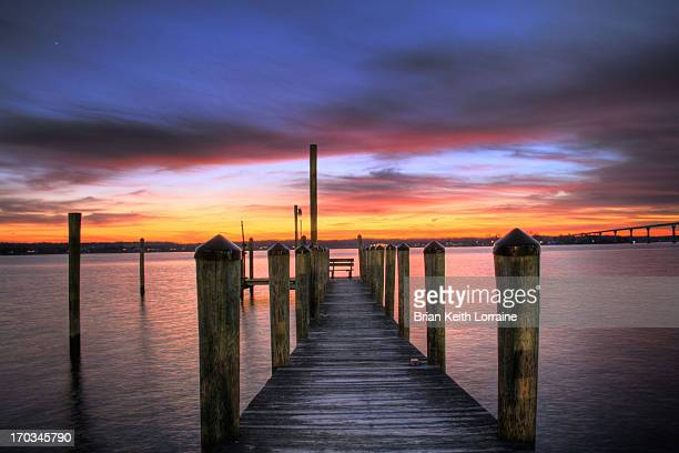 solomon's island, md - chesapeake bay stock pictures, royalty-free photos & images