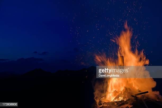 Sonnenwende Fire