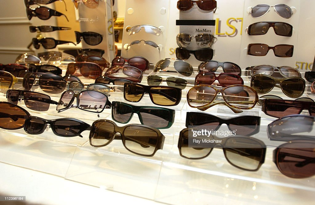 eeada9196ba Solstice Sunglass Boutiques at the HBO Luxury Lounge - Day 2   News Photo