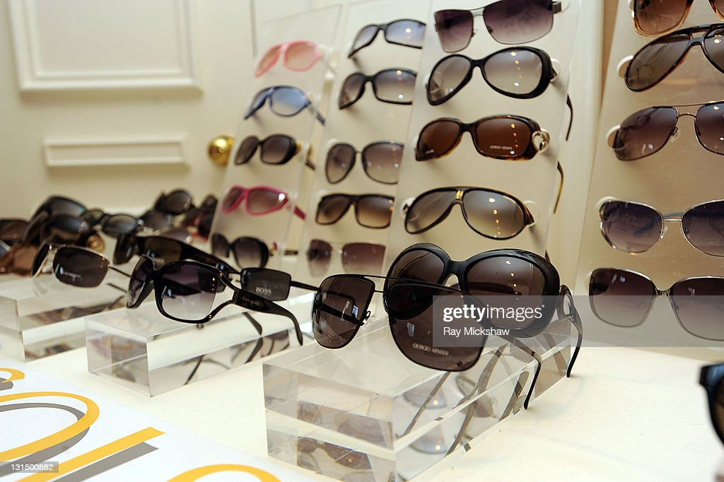 e2ae23ea0a6 Solstice Sunglass Boutique - Safilo USA at the HBO Luxury Lounge In Honor  Of The 66th