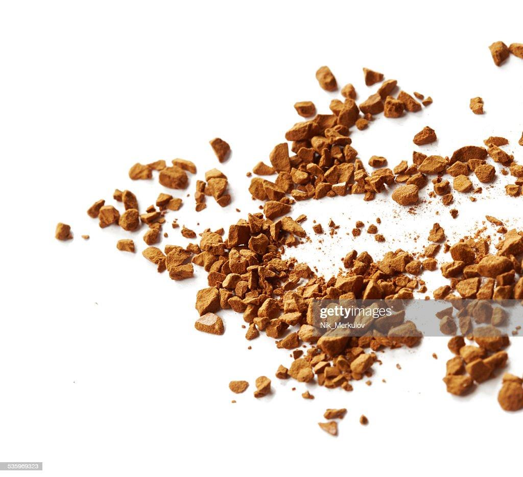 Soluble coffee : Stock Photo
