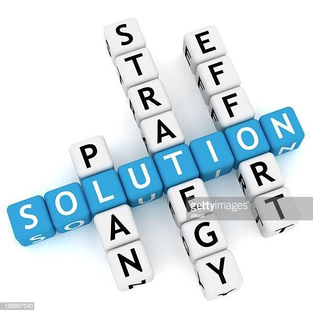 Crossword de solución