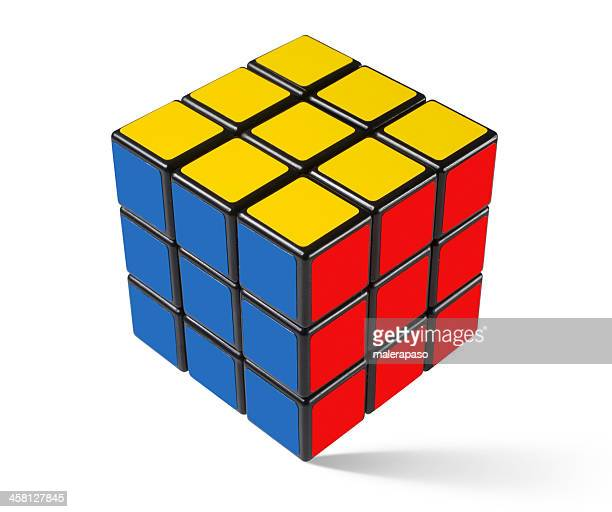 Solution. Rubik's Cube.