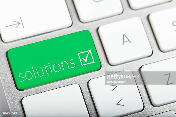 Lösungen finden