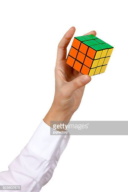 Soluciona rubik's cube
