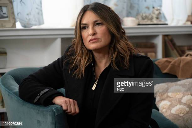 UNIT Solving For the Unknowns Episode 21019 Pictured Mariska Hargitay as Captain Olivia Benson