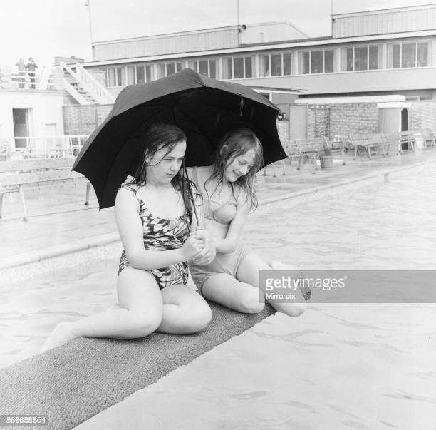 Solway Lido Holiday Centre Silloth On Solway Wigton Cumbria England 30th May 1971